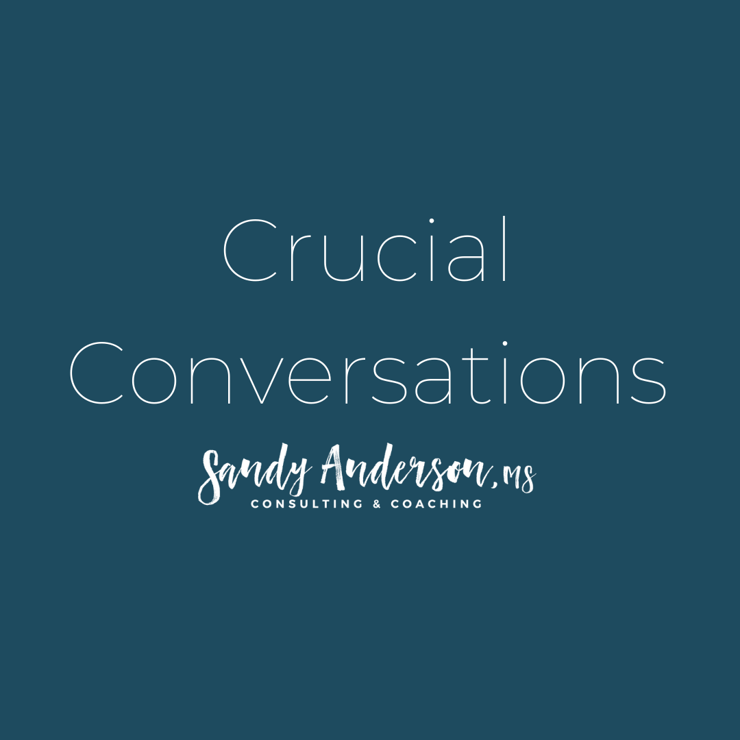 Crucial Conversations Guide